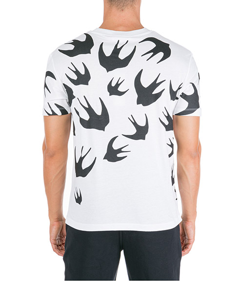 Camiseta de manga corta cuello redondo hombre swallow secondary image