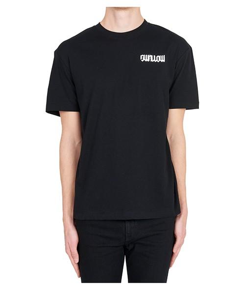 T-shirt MCQ Alexander McQueen 291571RLT821000 nero
