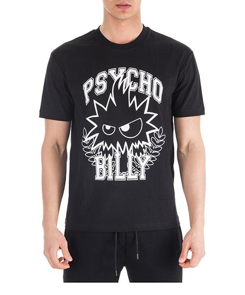 T-shirt MCQ Alexander McQueen 291571RMT201070 nero