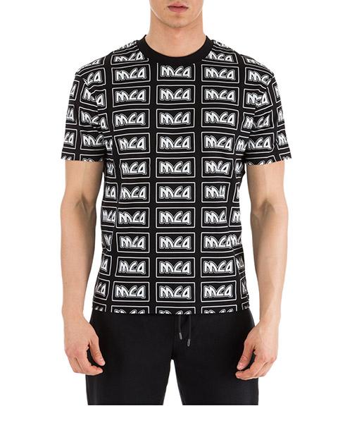T-shirt MCQ Alexander McQueen 291571RMT301000 nero