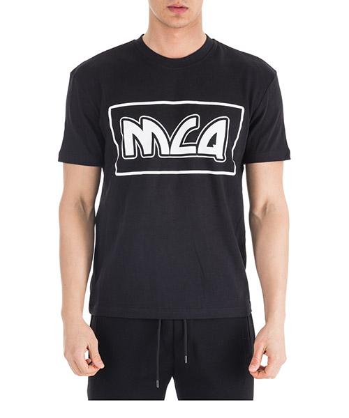 Camiseta MCQ Alexander McQueen 291571RMT391000 nero