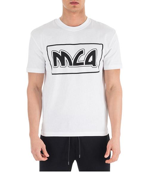 T-shirt MCQ Alexander McQueen 291571RMT399000 white