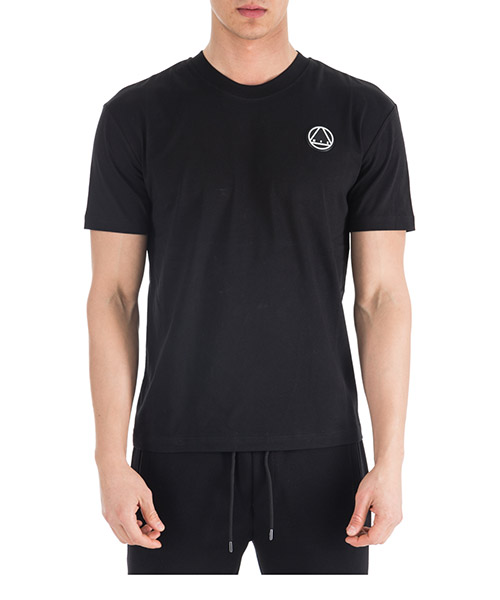 T-shirt MCQ Alexander McQueen 291571RMT861000 nero