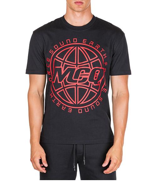T-shirt MCQ Alexander McQueen 291571RNT161000 nero