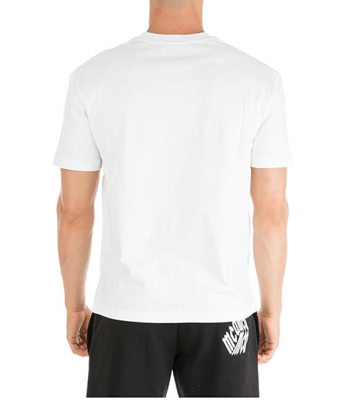 Men's short sleeve t-shirt crew neckline jumper chester monster secondary image