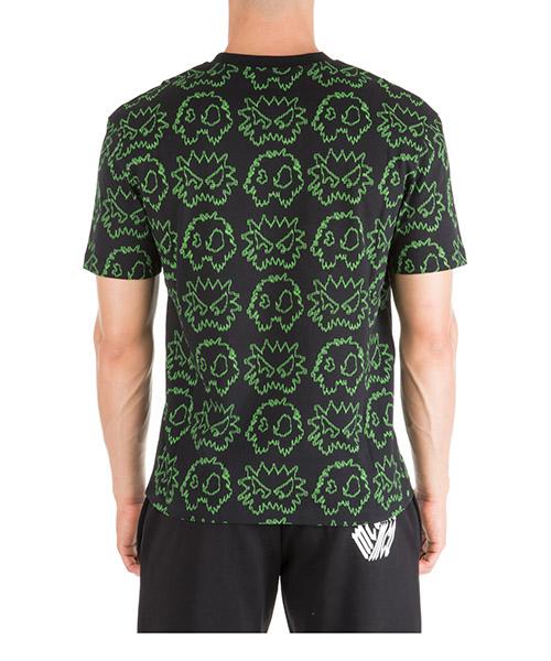 Men's short sleeve t-shirt crew neckline jumper chester secondary image
