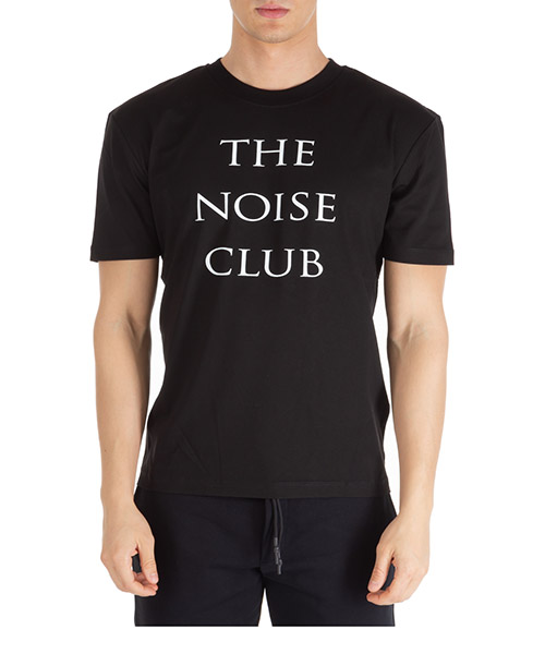 T-shirt MCQ Alexander McQueen the noise club 291571roj271000 darkest black