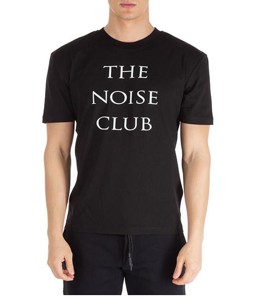 Camiseta MCQ Alexander McQueen the noise club 291571roj271000 darkest black