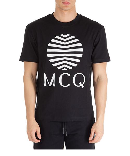 T-shirt MCQ Alexander McQueen 291571rot371000 black