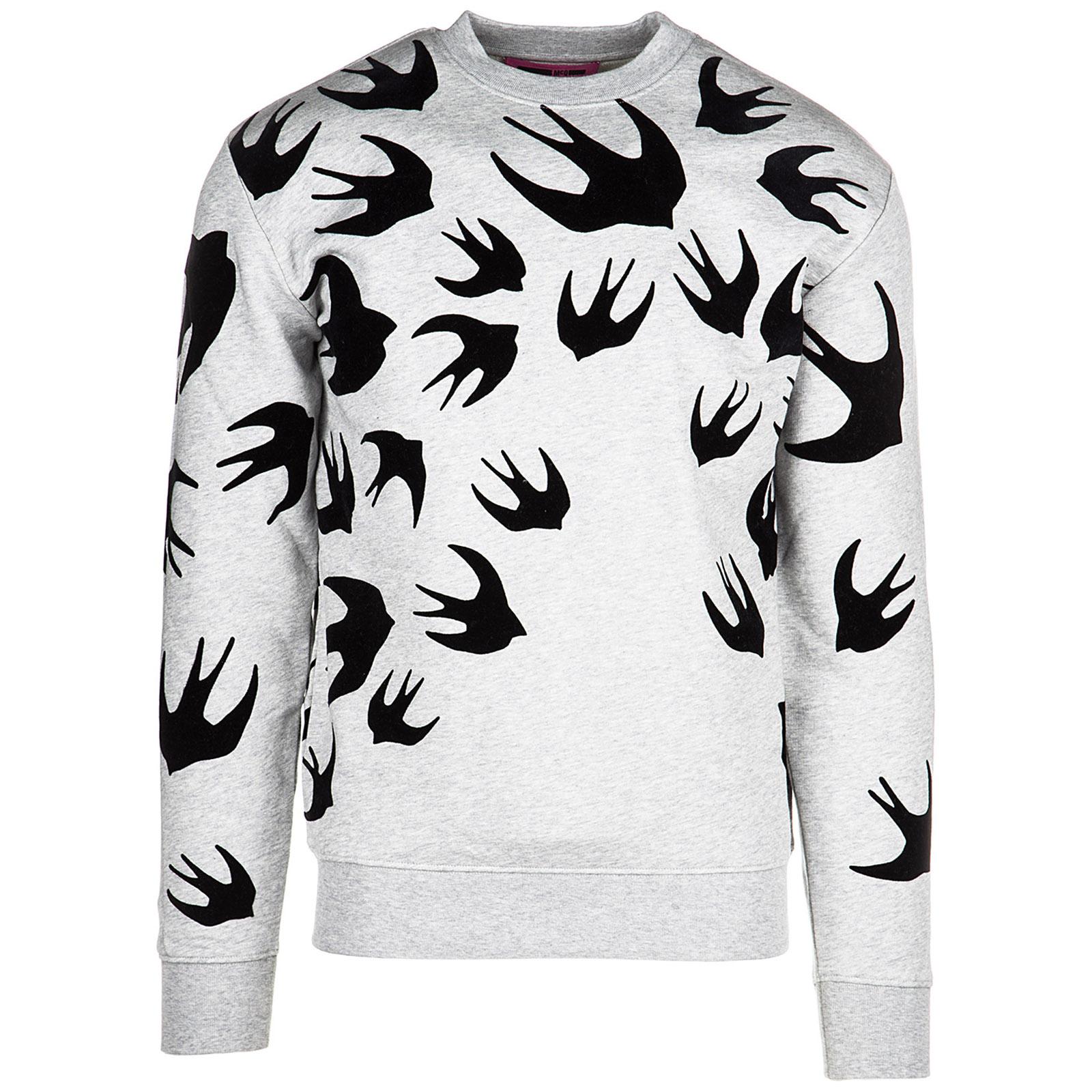 Men's sweatshirt sweat  swallow