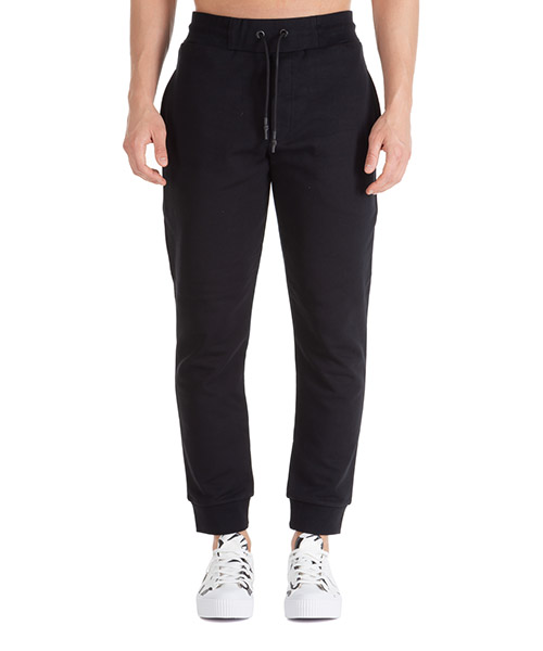 Tracksuit bottoms MCQ Alexander McQueen 360854rot081000 black