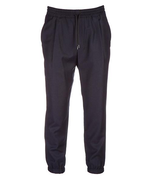 Trousers MCQ Alexander McQueen 420977riq184020 deep navy