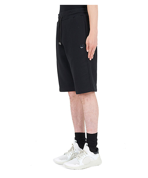 Shorts MCQ Alexander McQueen Swallow 430593RKH381010 black