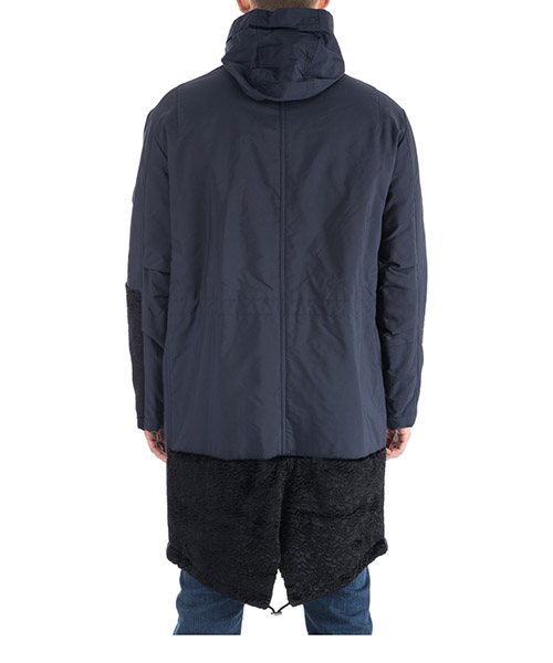 Parka jacket outwear men secondary image