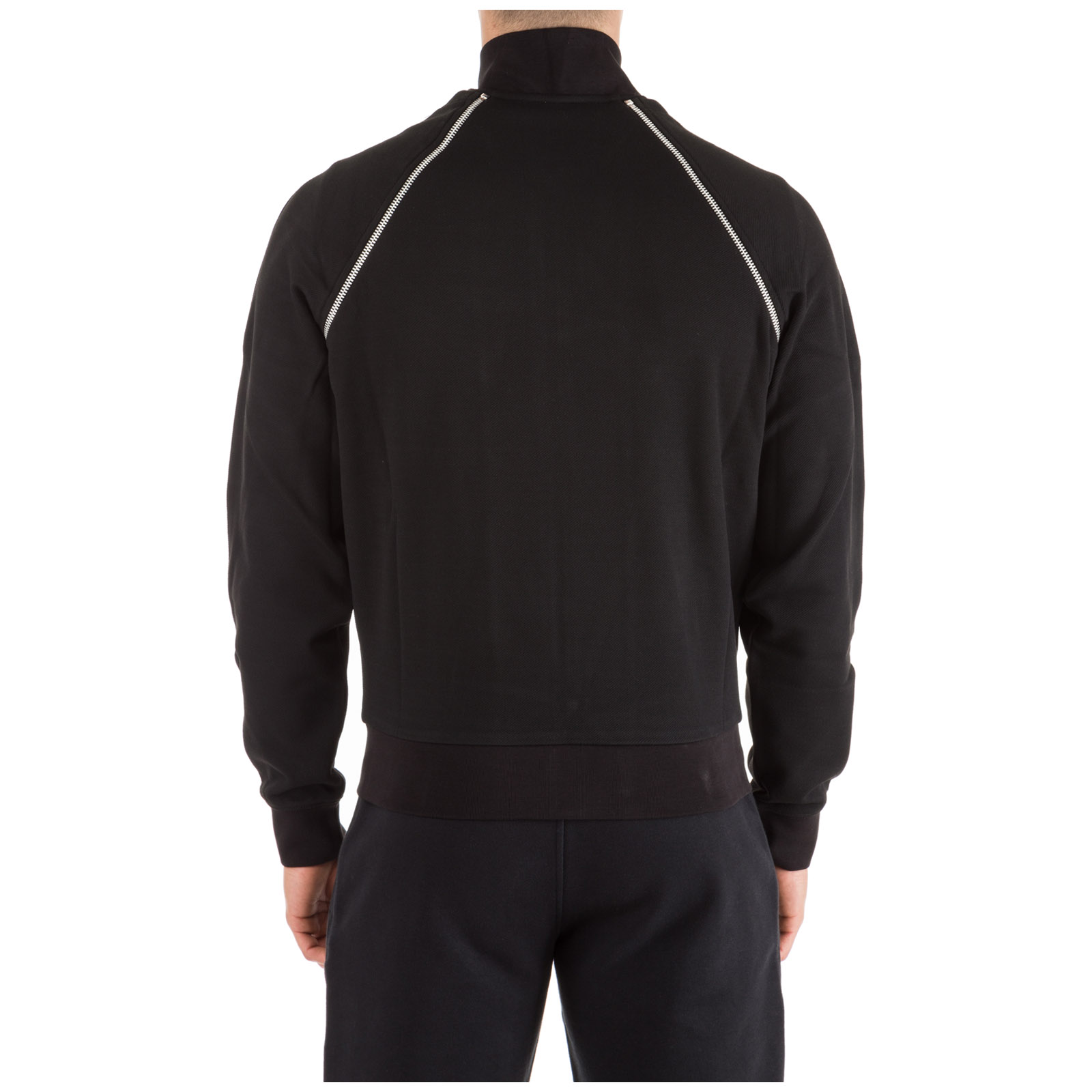 Men's sweatshirt with zip sweat