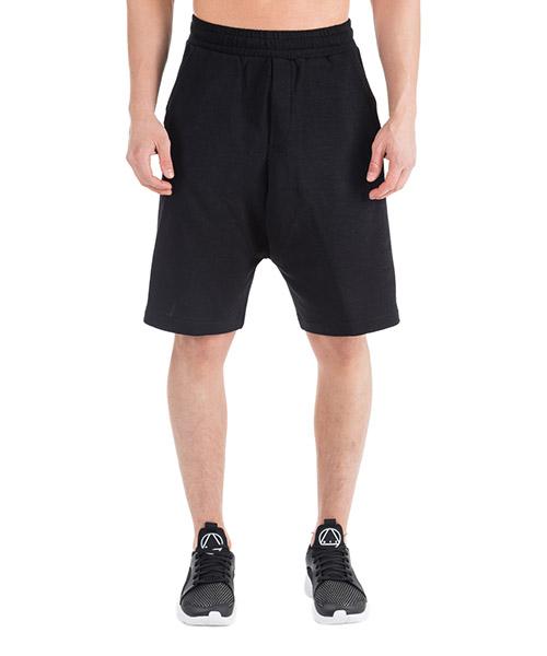 Shorts MCQ Alexander McQueen 485520RMT081000 nero