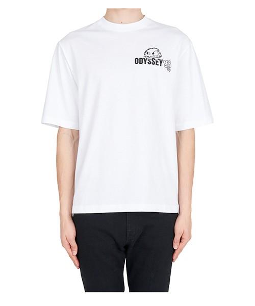 T-shirt MCQ Alexander McQueen 494711RLT199000 bianco