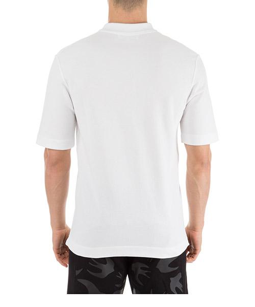 Herren t-shirt polo kurzarm kurzarmshirt polokragen varsity secondary image