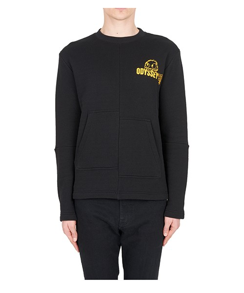 Sweatshirt MCQ Alexander McQueen 499454RLT201047 nero