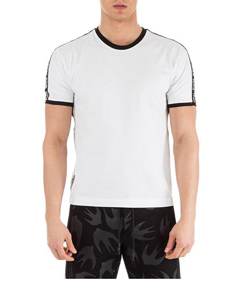 T-shirt MCQ Alexander McQueen 524143RMT409000 bianco