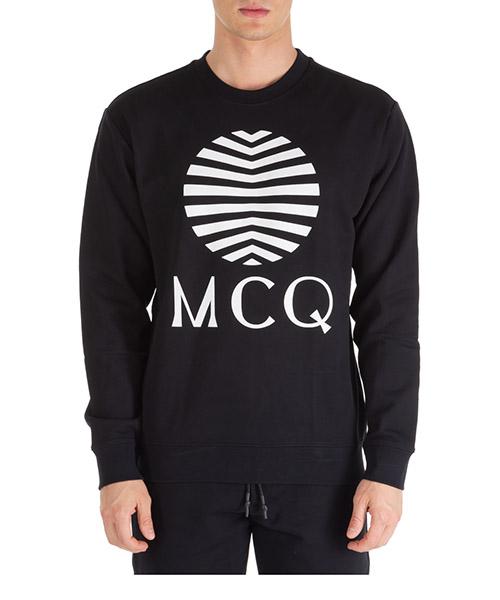 Sweat MCQ Alexander McQueen 545415rot081000 black