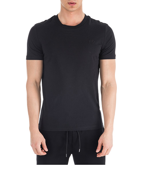T-shirt McQ Swallow Swallow 277605RMT741000 black