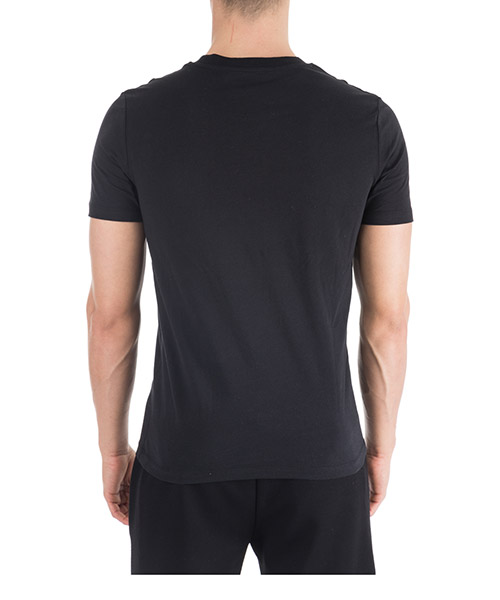 Men's short sleeve t-shirt crew neckline jumper swallow secondary image