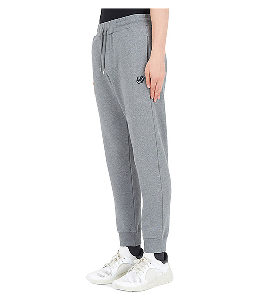 Tracksuit bottoms  McQ Swallow Swallow 360854RKH391246 stone grey melange
