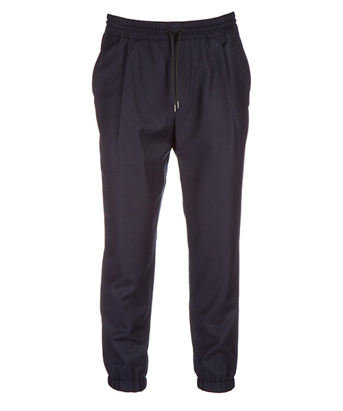 Trousers McQ Swallow 420977RIQ184020 deep navy