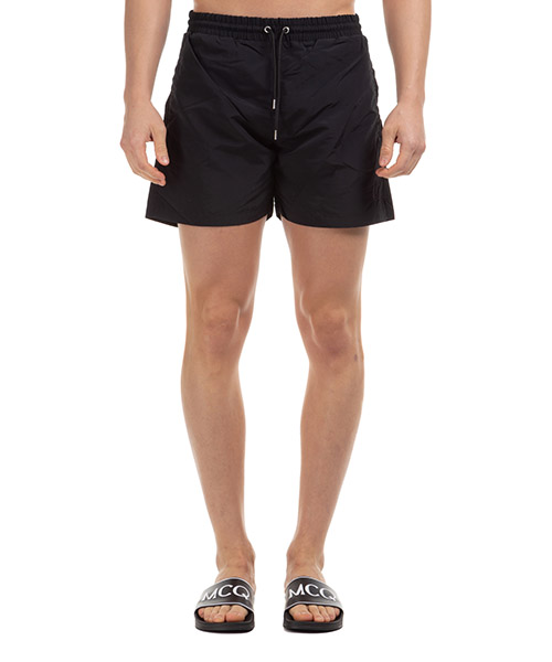 Swimming trunks McQ Swallow Swallow 481781ROY011000 nero