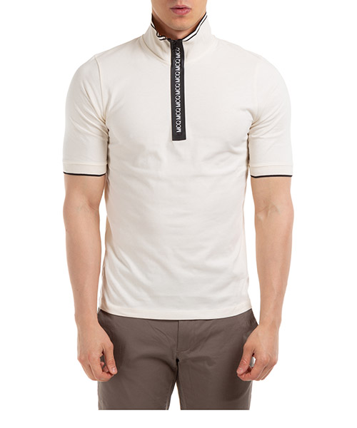 Polo shirts McQ Swallow 592267ROT049089 beige