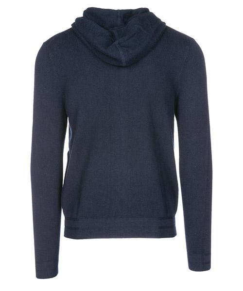 Men's jumper sweater pullover con zip secondary image