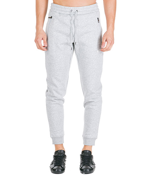 Pantalones deportivos Michael Kors cf95ht546f030 heather grey