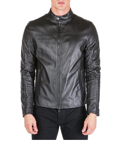 Leather jackets Michael Kors cf98cf17ks001 nero