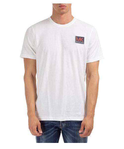 T-shirt Michael Kors CS05JCHFV451111 bianco