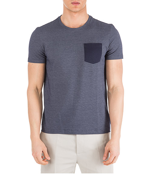 Camiseta Michael Kors CS95H8J68H 401 blu