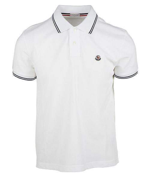 T-shirt Moncler 830430084556001 bianco