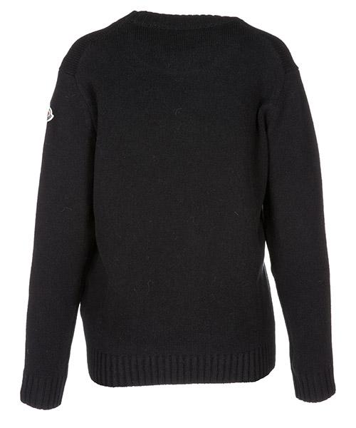 Women's jumper sweater crew neck round st. moritz secondary image