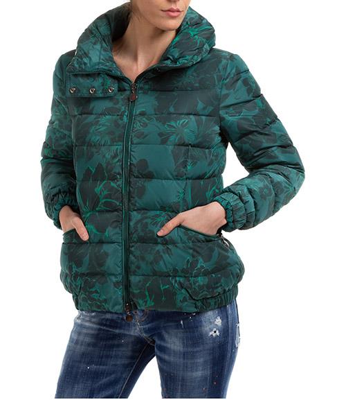 Down jacket Moncler MC607 verde