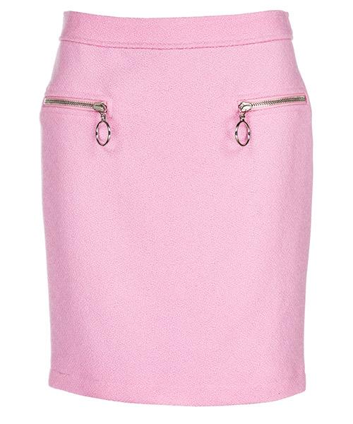 Minifalda Moschino A010354170221 rosa confetto