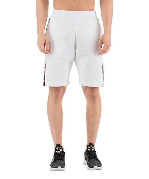 Shorts Moschino 191Z A030402271001 bianco