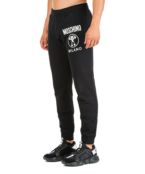 Pantaloni tuta uomo slim fit secondary image