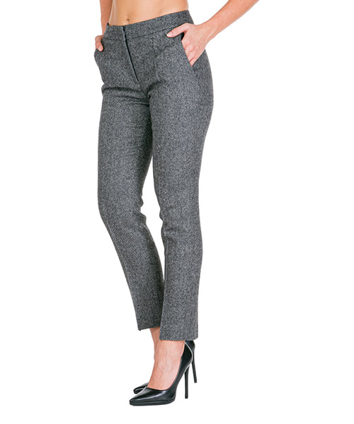 Pantalon Moschino a032255151507 grigio