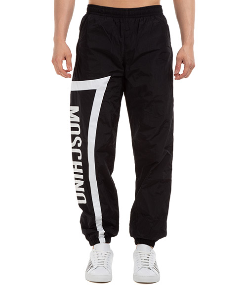 Tracksuit bottoms Moschino A034102213555 nero