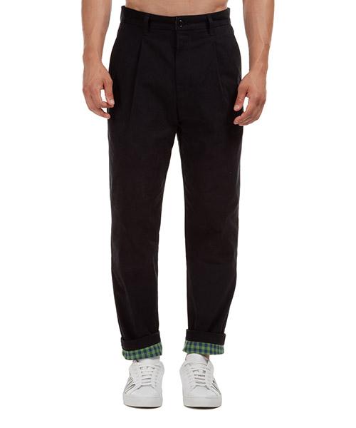 Pantalon Moschino A035770173555 nero