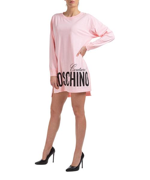 Minikleid Moschino a045505401242 rosa