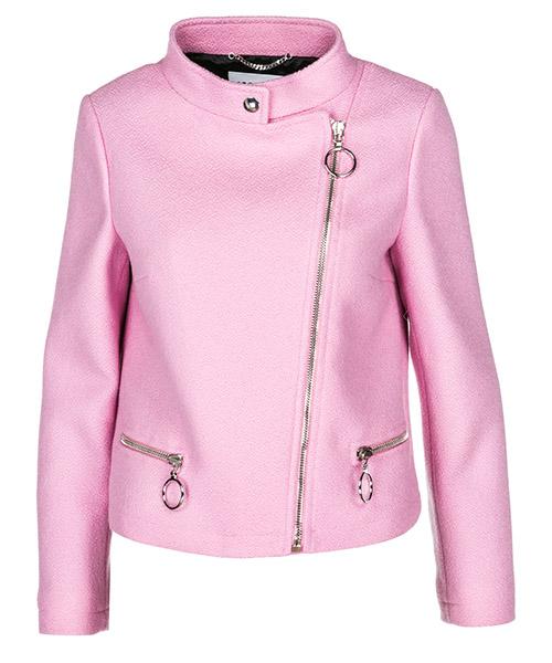 Giacca Moschino  A050454170221 rosa