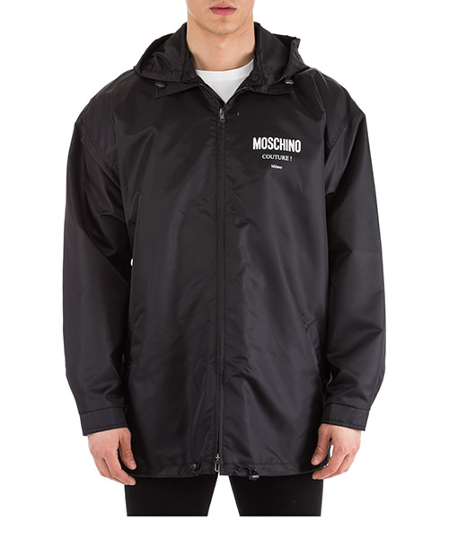 Верхняя одежда блузон Moschino A060202101555 nero
