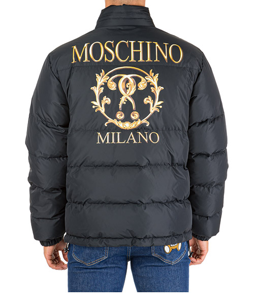 Cazadoras chaqueta de hombre  roman double question mark