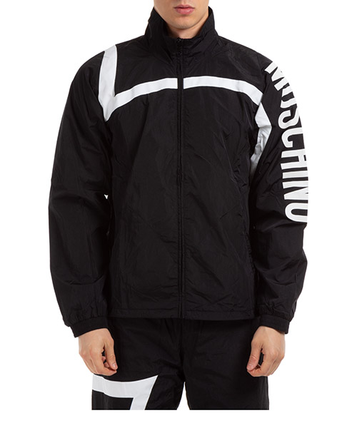 Jacket Moschino A062702213555 nero